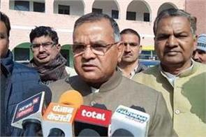 inld leader claims khattar government will fall under pressure from jjp mlas