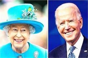 queen elizabeth ii may host president biden at buckingham palacae