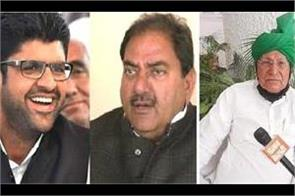 op chautala spoke serious words about dushyant today abhay repeated