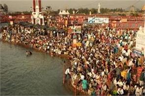devotees coming to kumbh have to bring a negative covid report