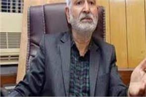 nyem akhtar fell conscious in kashmir jail