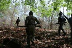 maoists blast ied in chhattisgarh two caf personnel injured