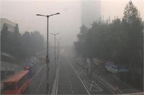 air quality reaches  severe  category on first day of new year in delhi