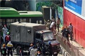 farmer tractor parade police register fir in east delhi and shahdara