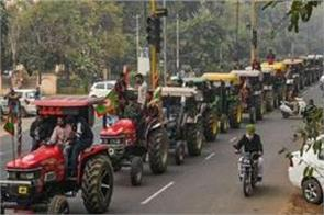 more than 100 people missing since tractor parade united farmers front