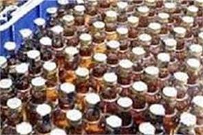 a cheap liquor warehouse was kept in zirakpur