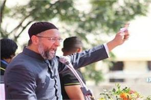 government should have planted nails in ladakh to stop china owaisi