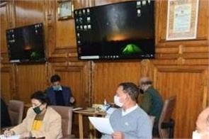 himachal cabinet meeting today many important decisions can be taken