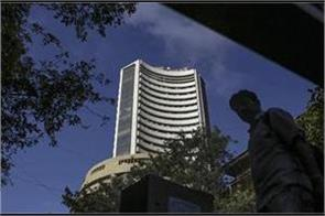 bse above 50 000 mark at the start of trading nifty crosses 14 800 mark