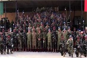 pakistan and turkey start joint military exercise