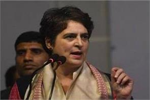 priyanka gandhi targets modi government over disha ravi arrest