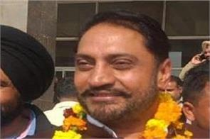 congress  dominance in mohali minister balbir sidhu s brother also wins