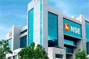 trading halted on nse live data not being updated due to technical glitch