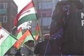 international news punjab kesari nepal k c p sharma oli strike