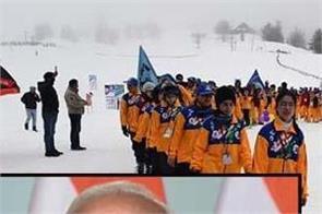narendramodi einaugurates kheloindia winter games
