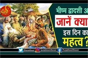 bhishma dwadashi 2021