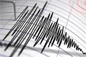 light earthquake in ladakh