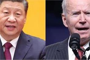 china will face repercussions for human rights abuses says joe biden