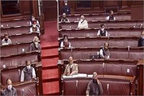 at present the representation of jammu and kashmir in rajya sabha is over