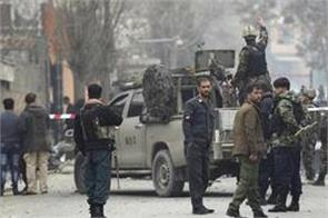 3 separate kabul explosions kill 5 wound 2
