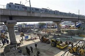 farmers protest delhi metro stations opened after chakka jam ends