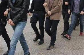 turkish police arrest 21 suspects for alleged links to kurdish