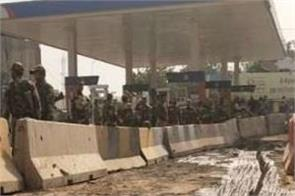 national news punjab kesari delhi haryana border singhu border