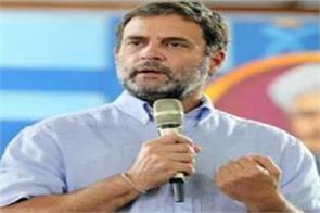 rahul gandhi shrugged at modi s tussle with china said pm is scared of china