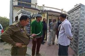 theft case in jakh tarlokpur village of samba