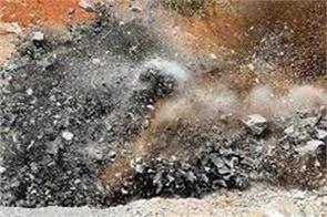 three family members injured in blast in rajouri in jammu
