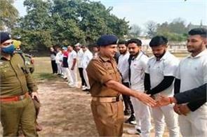 cricket tournament starts in gurha slathia samba