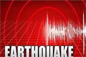 indonesia shaken by strong earthquake people panic
