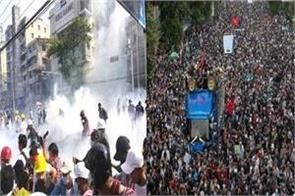 unrest in neighboring india and neighboring countries pakistan myanmar nepal