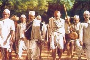dandi march impact on india s independence
