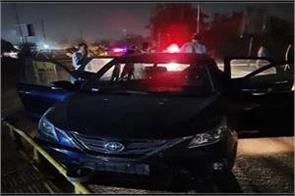 delhi encounter between police and miscreants