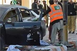 jui f cleric 2 others killed in attack in pakistan