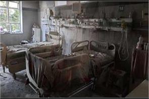 delhi fire found in safdarjung hospital under control