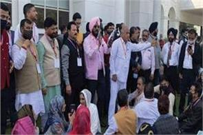 various parties support ddc members on demand for better status