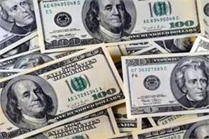 foreign exchange reserves of the country decreased by 4 255 billion