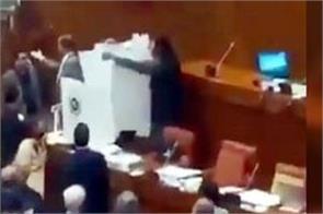 international news punjab kesari pakistan senate spy cameras imran khan