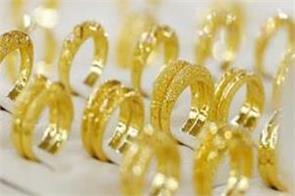 gold prices return again silver falls