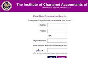 ca foundation final result released