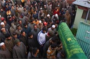 j k bjp councilor dies in sopore terror attack