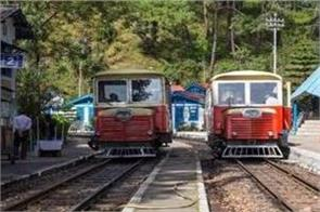 rail motor car express will run between kalka shimla from tomorrow