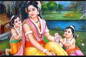 religious places related to devi sita