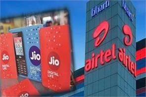 airtel active users increased in january jio suffered heavy losses