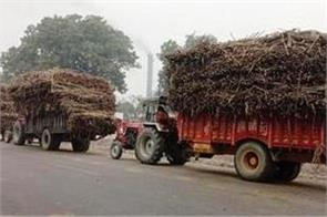 kisan andolan farmers of western up have to wait a long time to get sugarcane