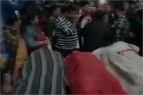poilce cop killed his family in satwari