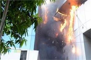 bmc in questions after mumbai fire