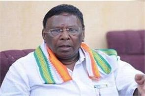 if congress comes to power again i will not become cm v narayanasamy